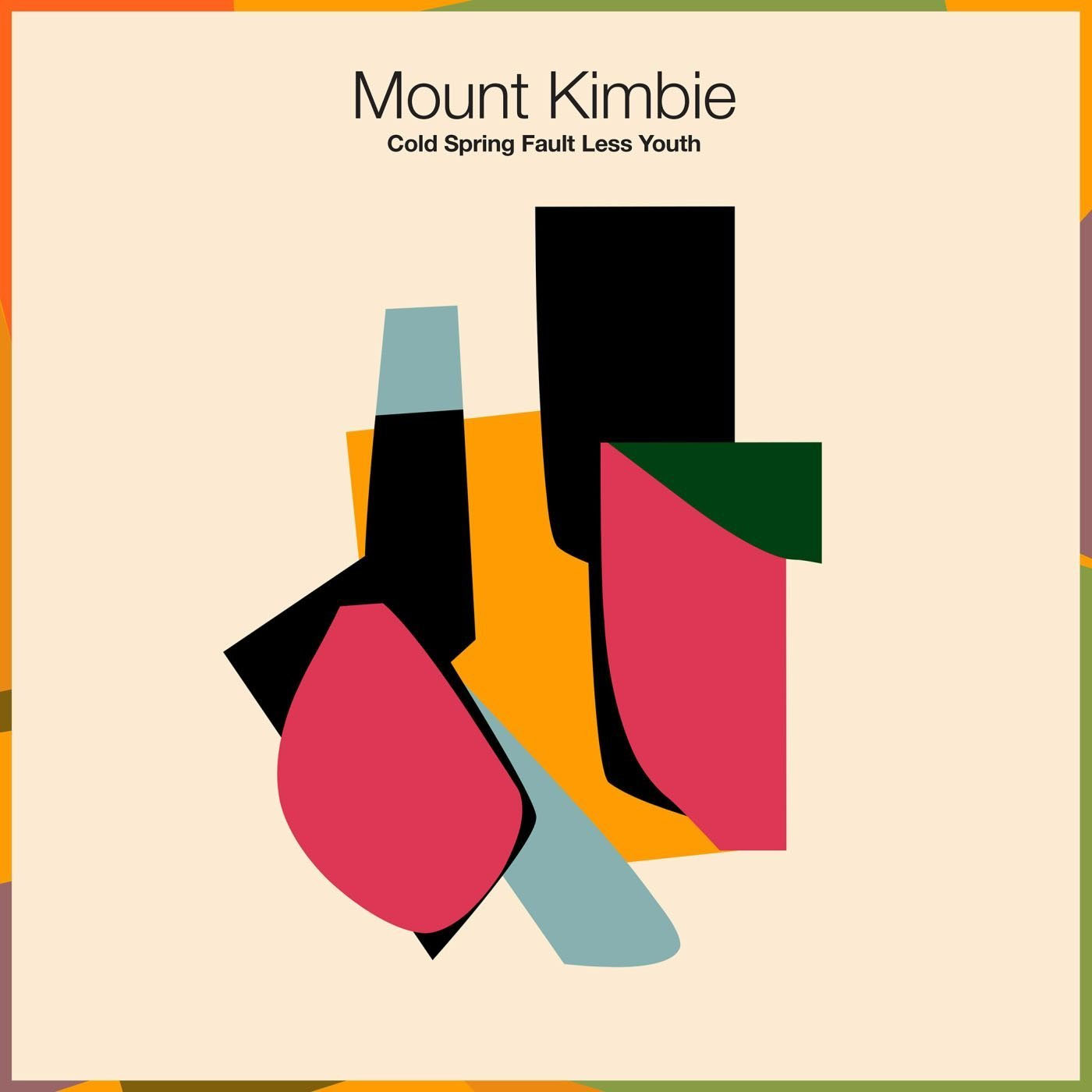Mount Kimbie - Cold Spring Fault Less Youth [2xLP]