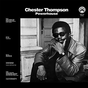 Chester Thompson - Powerhouse [LP]