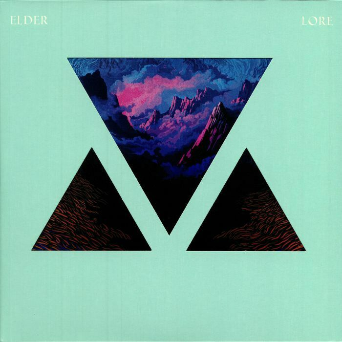 Elder – Lore [2xLP+CD]