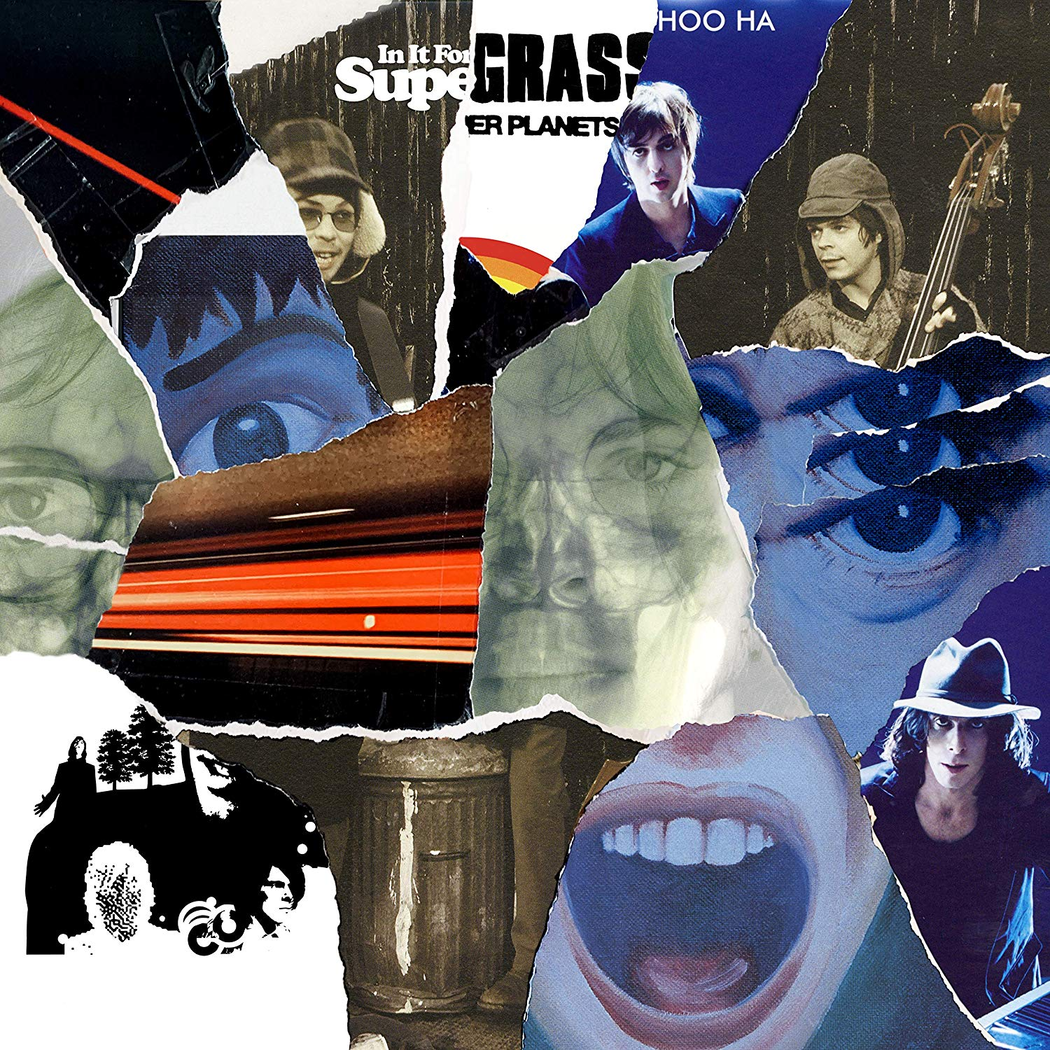 Supergrass - The Strange Ones: 1994-2008 [2xLP]