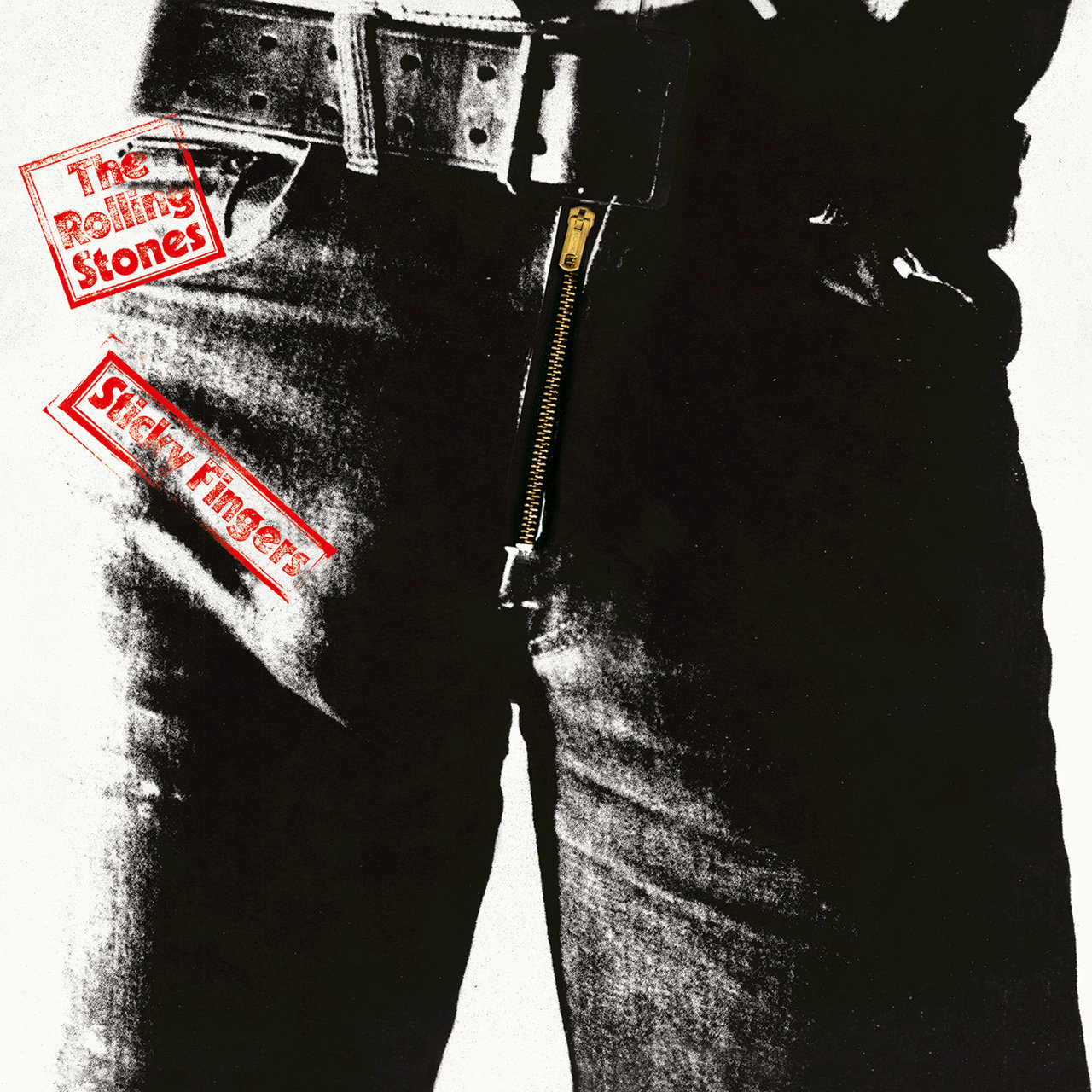 The Rolling Stones - Sticky Fingers [LP]