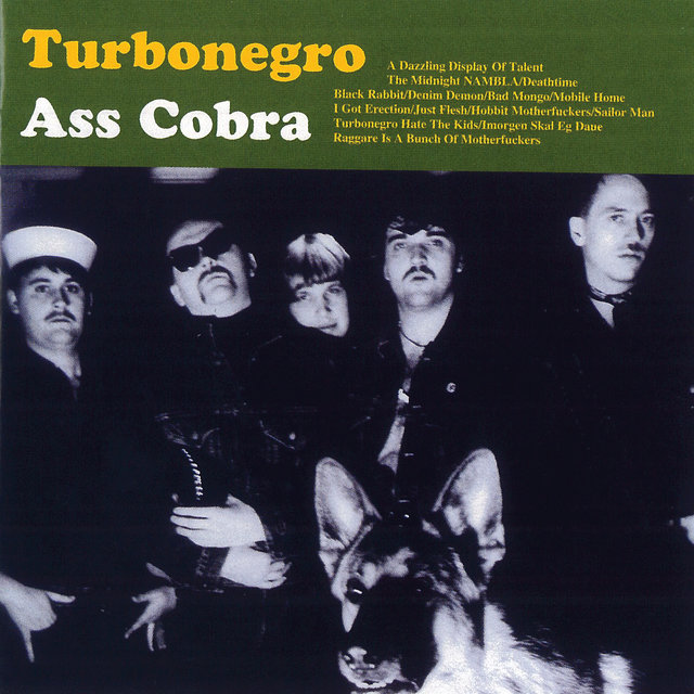 Turbonegro - Ass Cobra [LP/LTD LP]