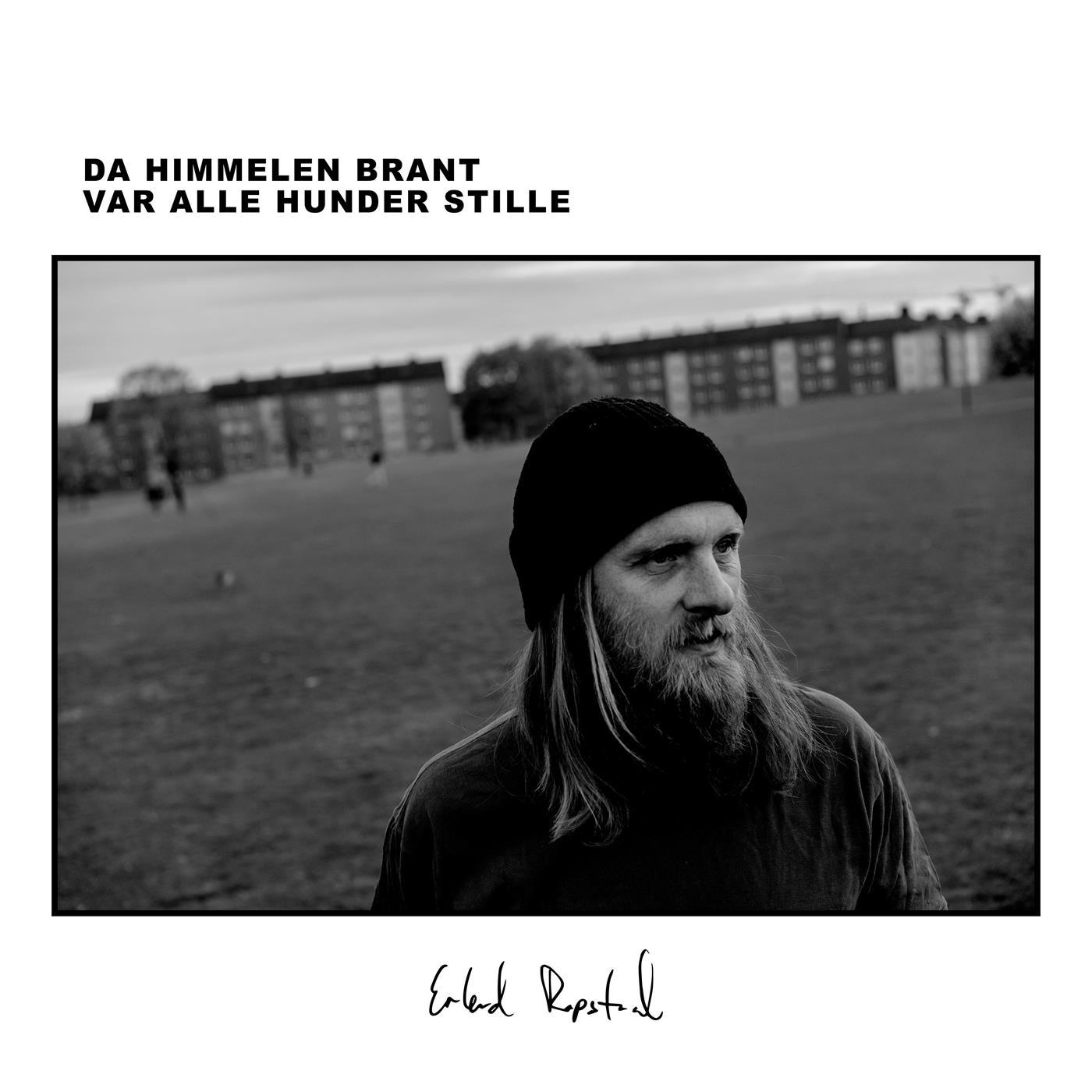 Erlend Ropstad - Da himmelen brant var alle hunder stille [LTD LP] (Rød Vinyl)