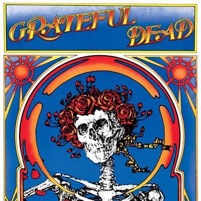 Grateful Dead - Skull & Roses [2xLP] (50th Anniversary Release)