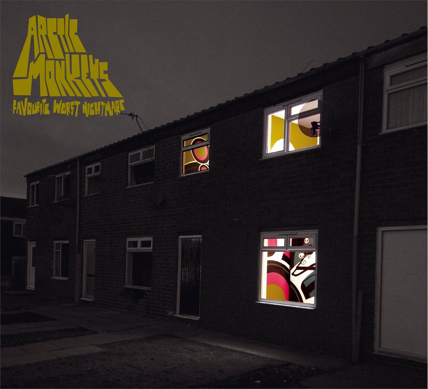 Arctic Monkeys – Favourite Worst Nightmare [LP]