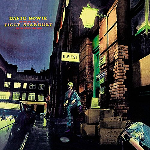 David Bowie - The Rise and Fall of Ziggy Stardust [LP]