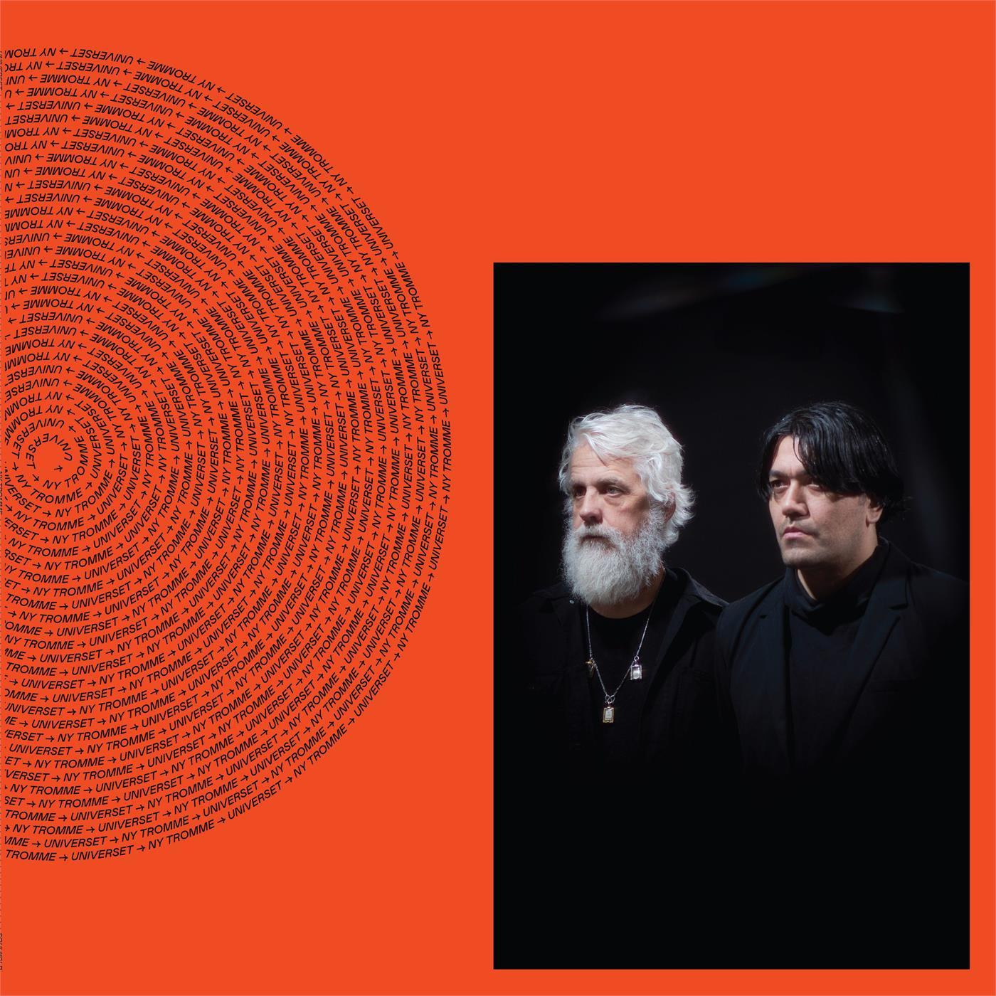 Universet - Ny Tromme [LP]