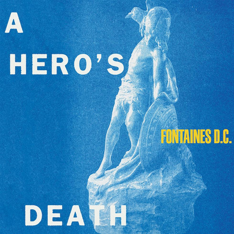 Fontaines D.C. - A Hero's Death [LP]