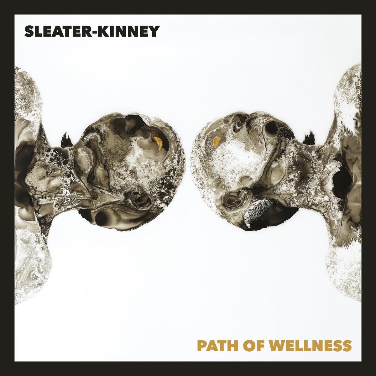 Sleater-Kinney - Path Of Wellness [LP] (Black opaque)