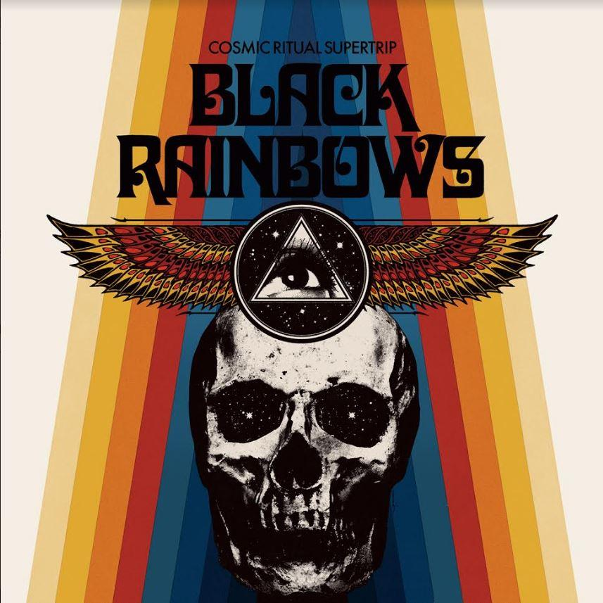 Black Rainbows - Cosmic Ritual Supertrip [LP]