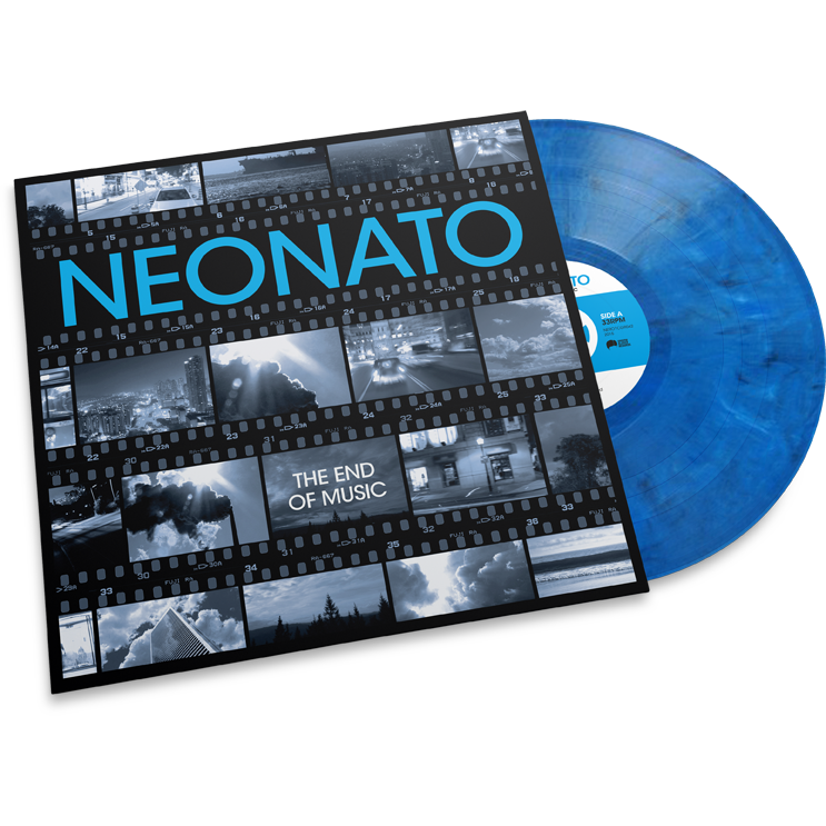 Neonato - The End Of Music [LTD LP]
