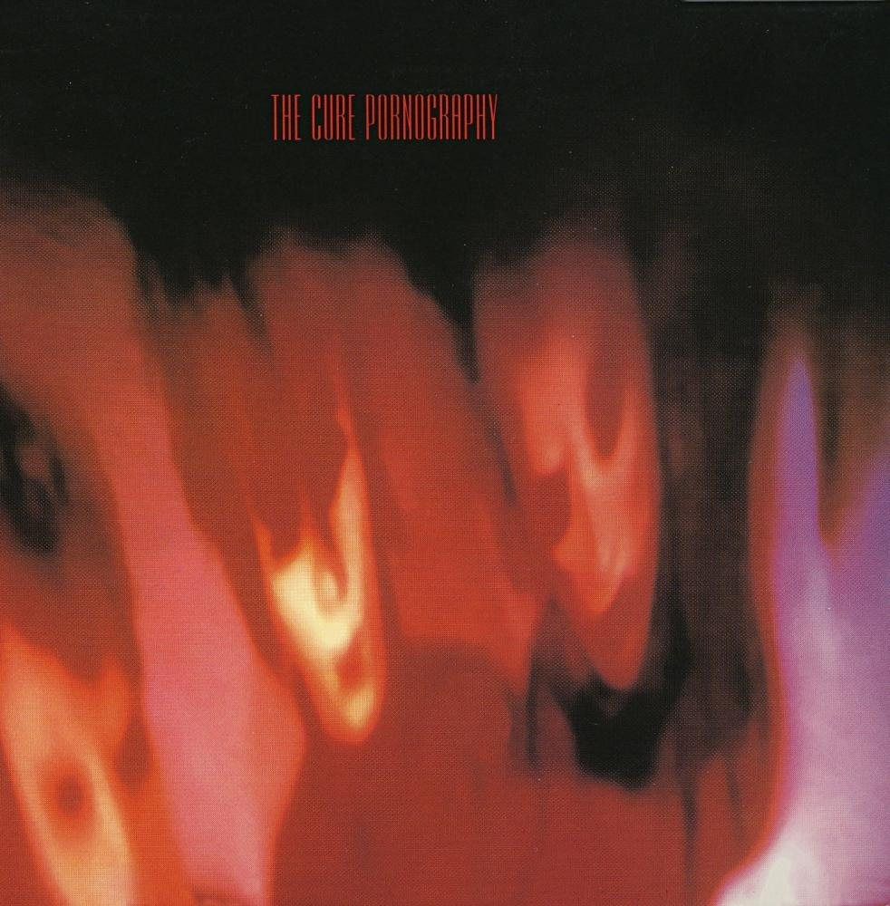 The Cure – Pornography [LP]