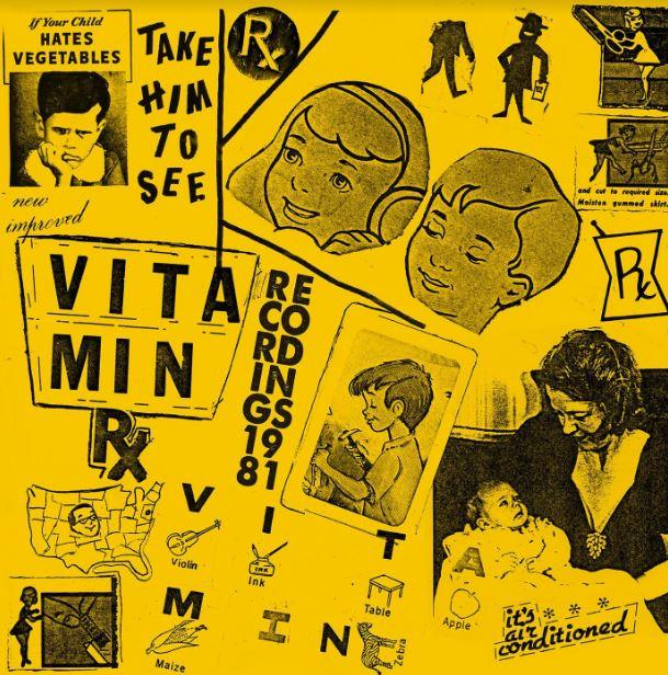 Vitamin - Recordings 1981 [LP]