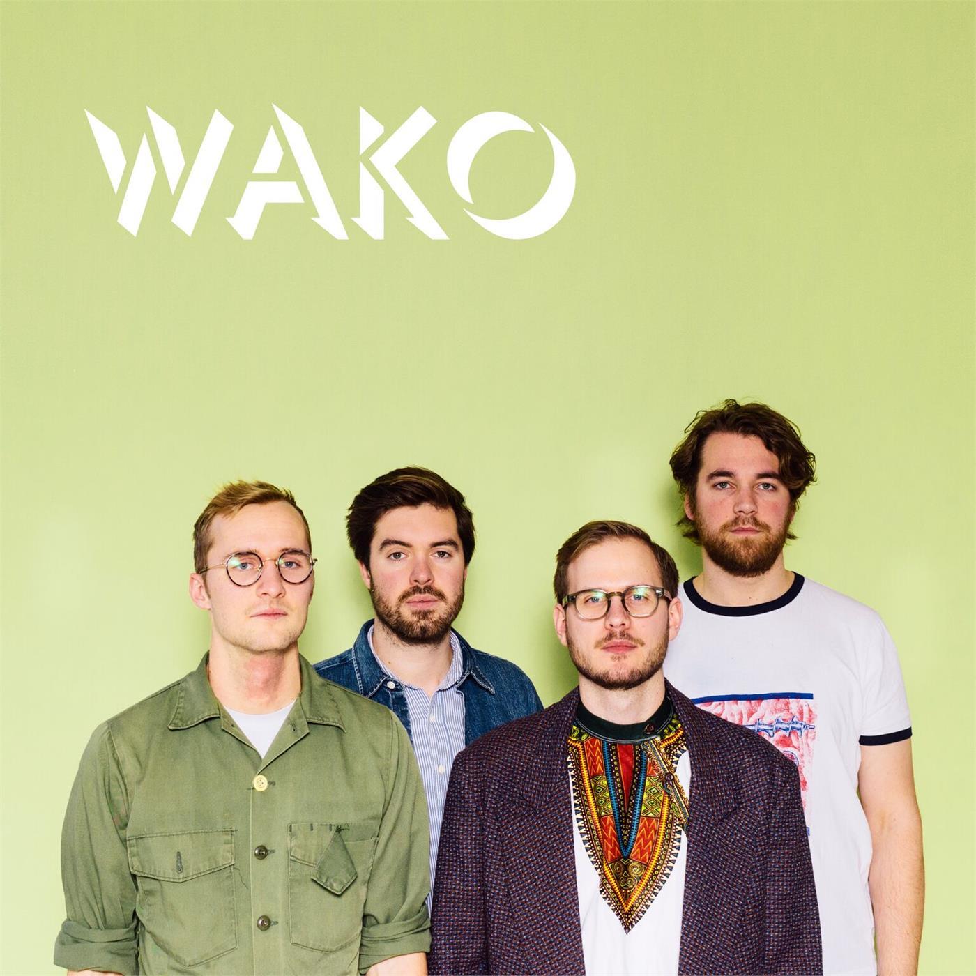 Wako – Wako [LP]