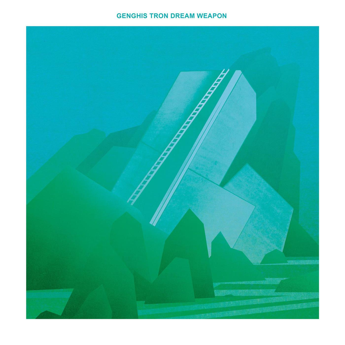 Genghis Tron - Dream Weapon [LP]