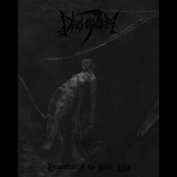Deus Mortem - Emanations Of The Black Light [LTD LP] (Silver vinyl)