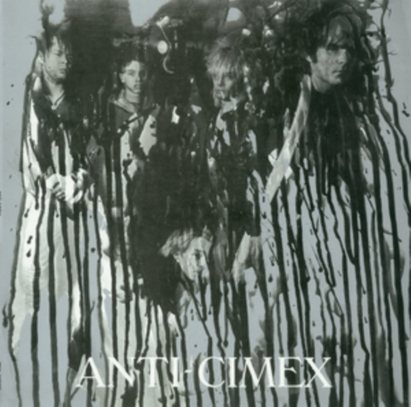Anti Cimex - Anti Cimex [LP]