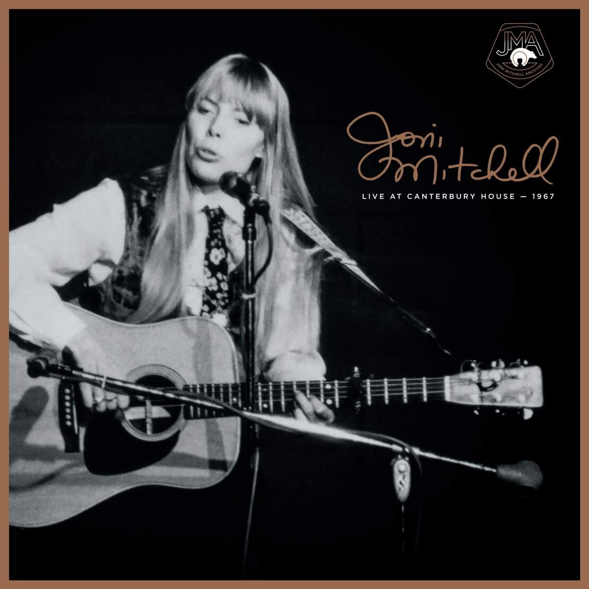 Joni Mitchell - Live At Canterbury House 1967 [LTD 3xLP]
