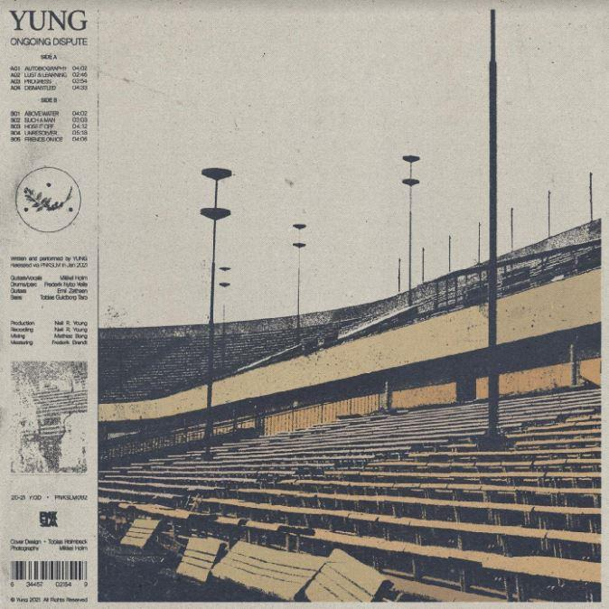 Yung - Ongoing Dispute [LP]