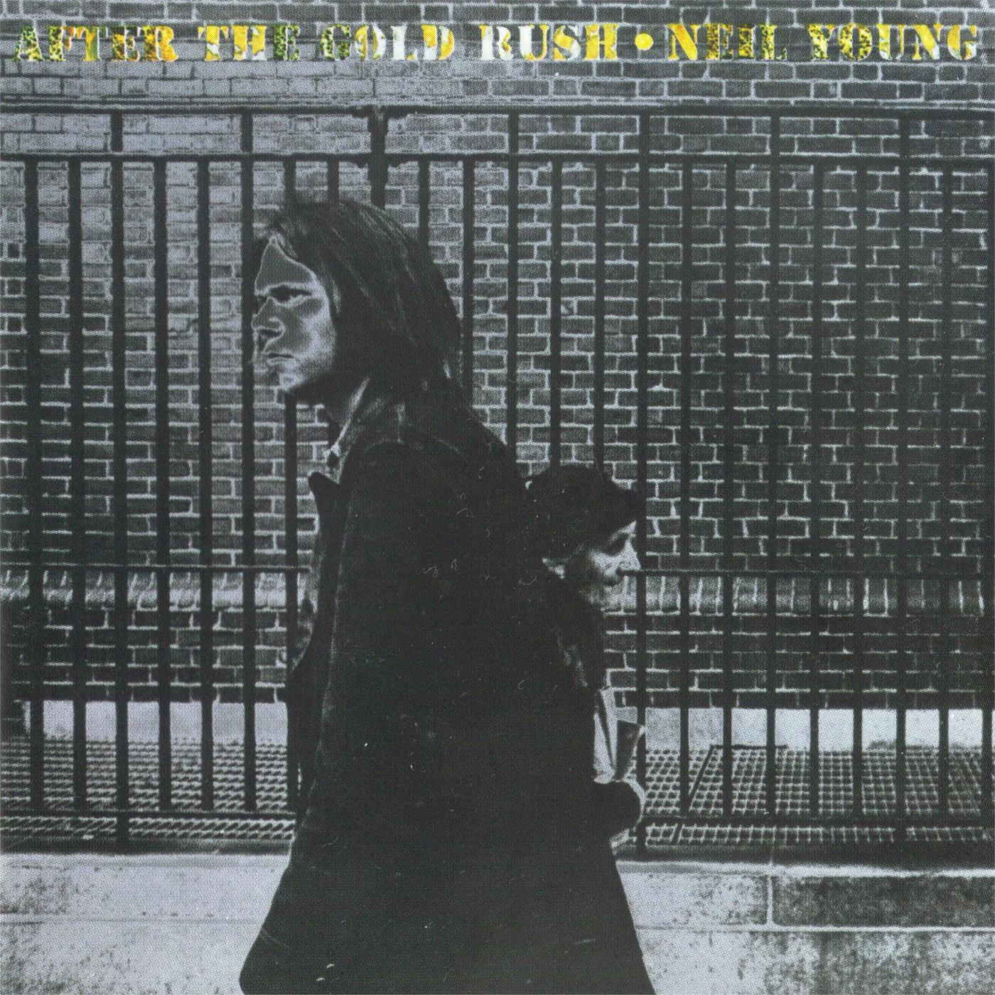 Neil Young – Afther the Gold Rush [LP]