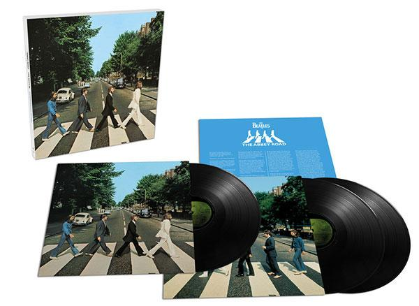 The Beatles - Abbey Road [LTD 3xLP BOX] (Anniversary Edition)