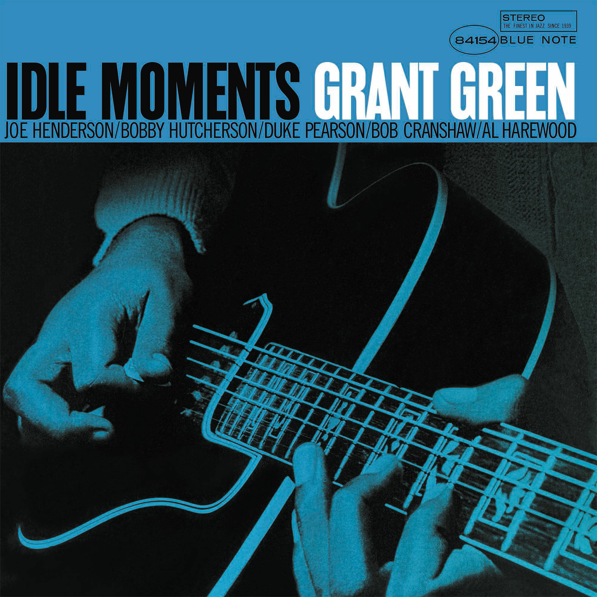 Grant Green - Idle Moments [LP]