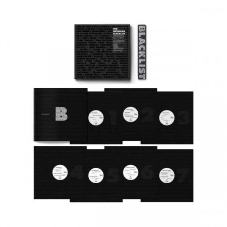 Various Artists - Metallica Blacklist [7xLP BOX]