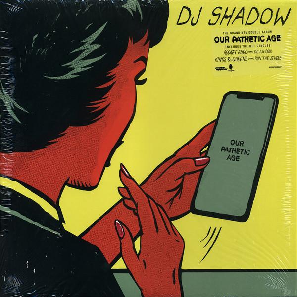 DJ Shadow - Our Pathetic Age [2xLP]