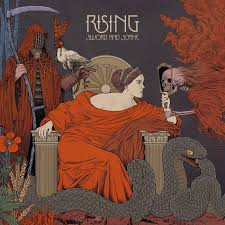 Rising - Sword And Scythe [LP]