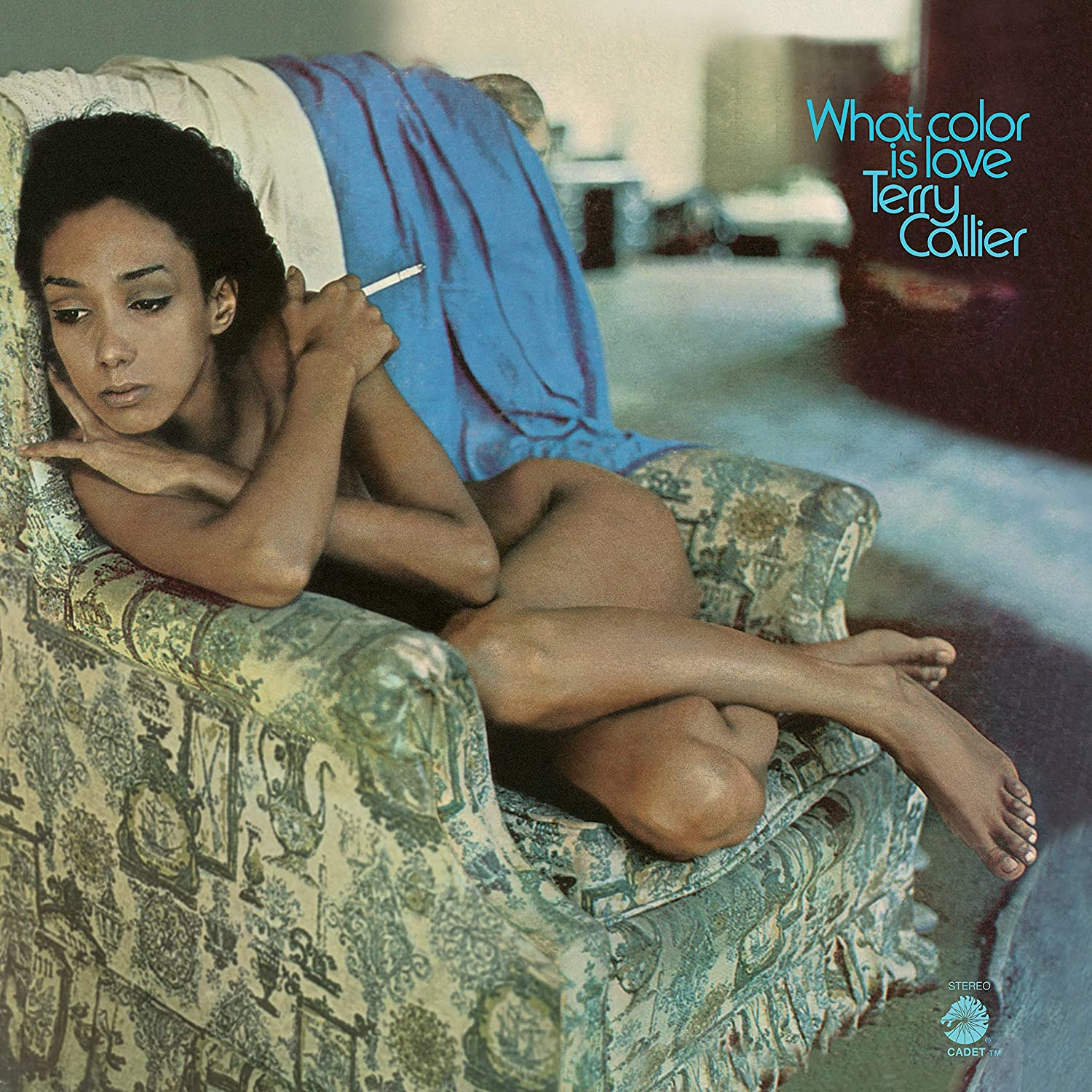 Terry Callier - What Color Is Love [LP]