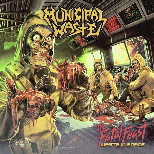 Municipal Waste - The Fatal Feast [LP]