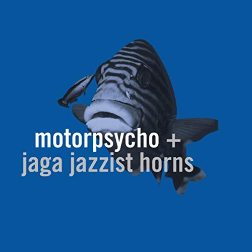 "Motorpsycho + Jaga Jazzist Horns - In The Fishtank [12""]"