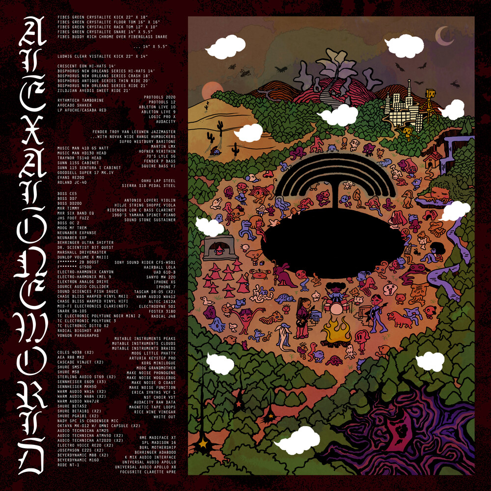 alexalone - ALEXALONEWORLD [LP]