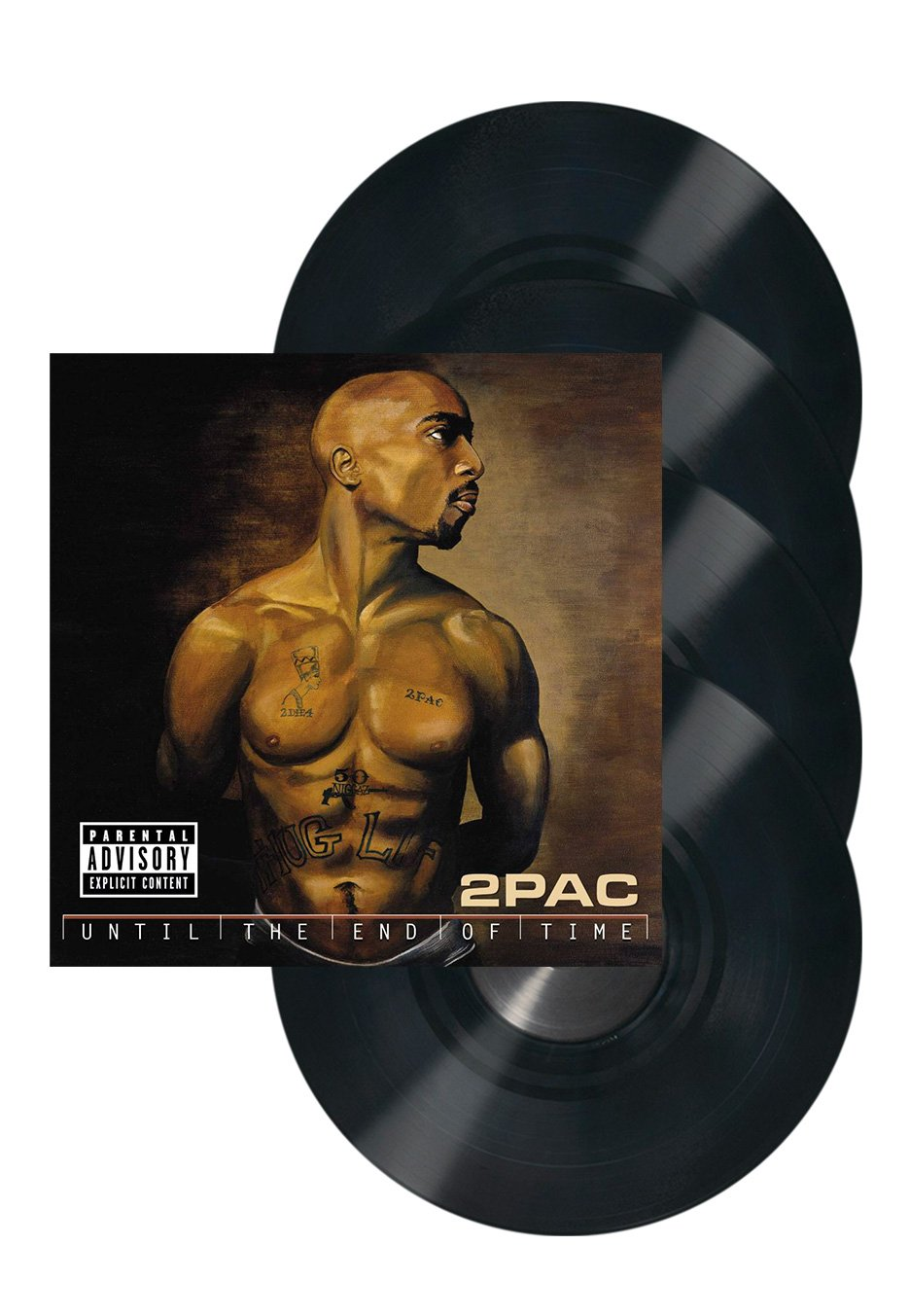 2Pac - Until The End Of Time [4xLP]