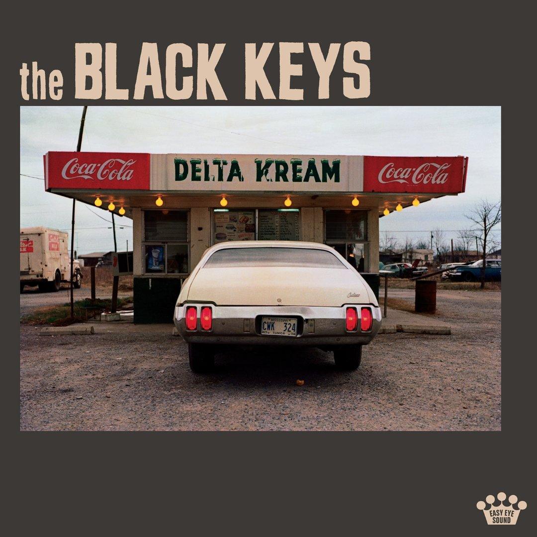 The Black Keys - Delta Kream [LTD 2xLP] (Indie Exclusive)
