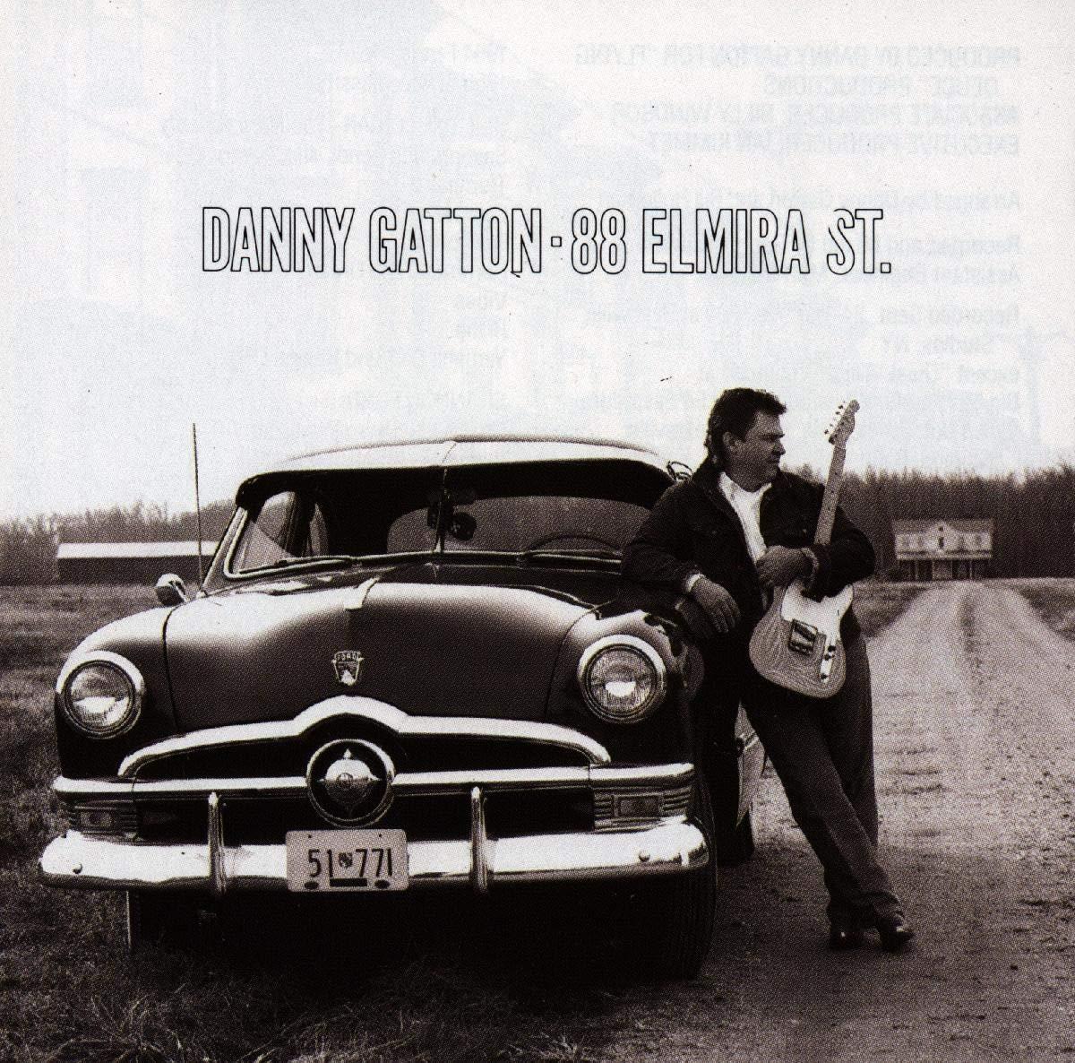 Danny Gatton - 88 Elmira St. [LP]