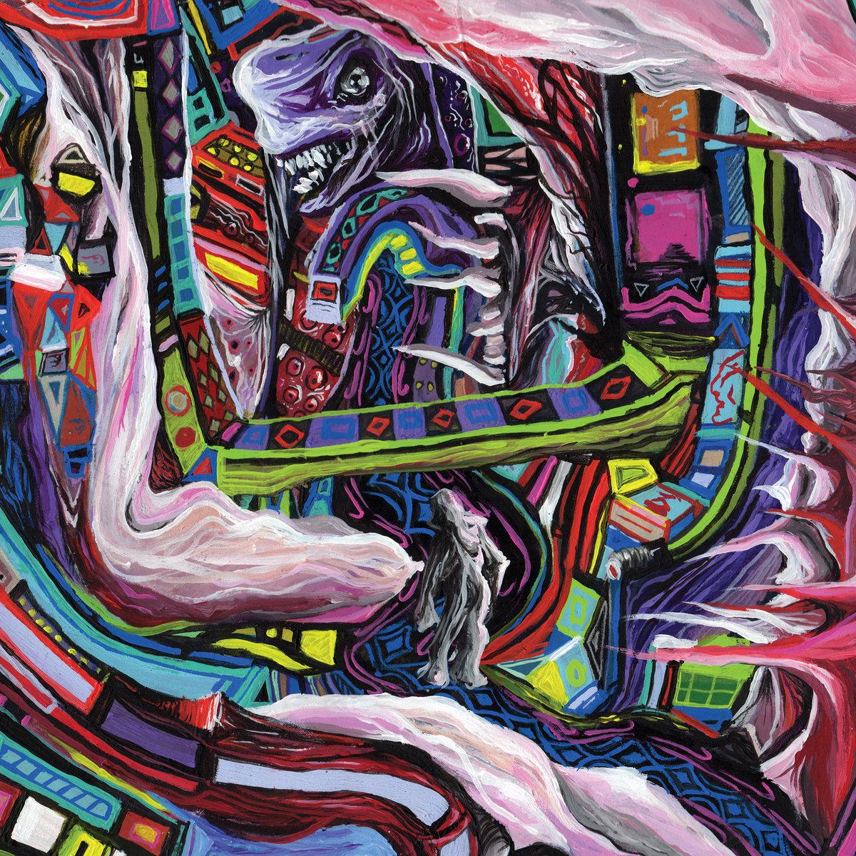Yautja - The Lurch [LP] (Neon Violet Vinyl)