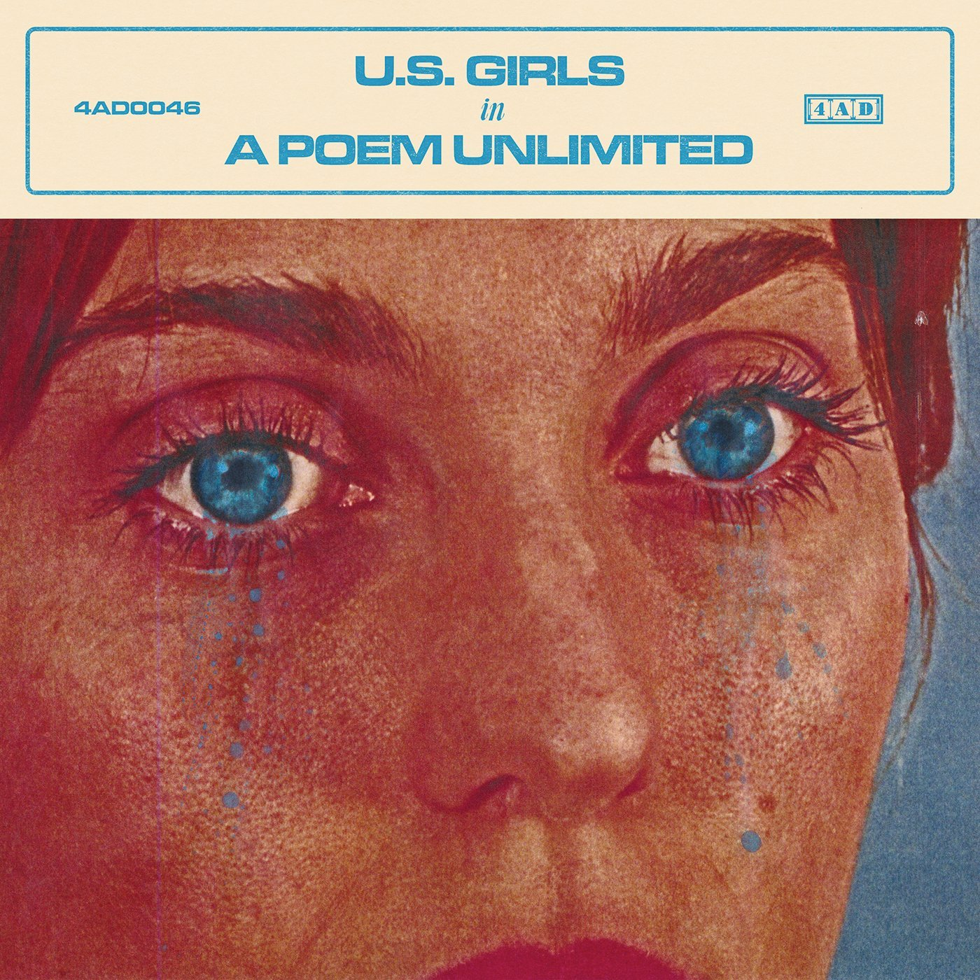 U.S. Girls - In A Poem Unlimited [LP]