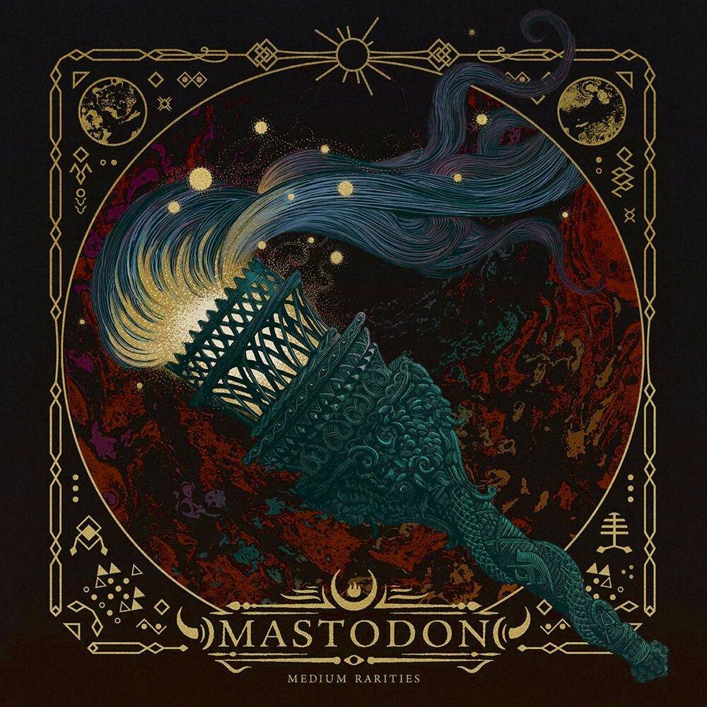 Mastodon - Medium Rarities [LTD 2xLP] (Pink vinyl)