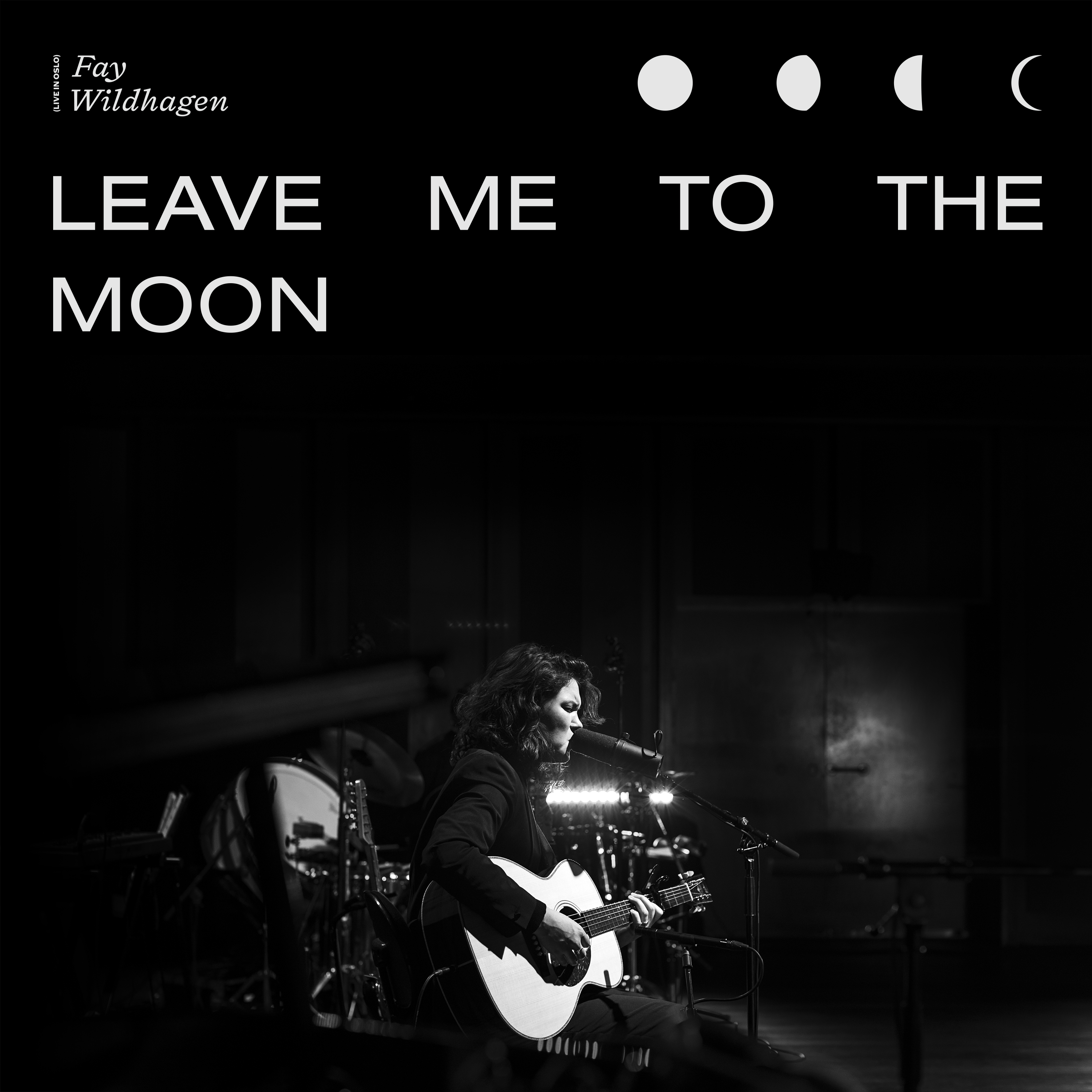 Fay Wildhagen -  Leave Me To The Moon [LP] (RSD20)