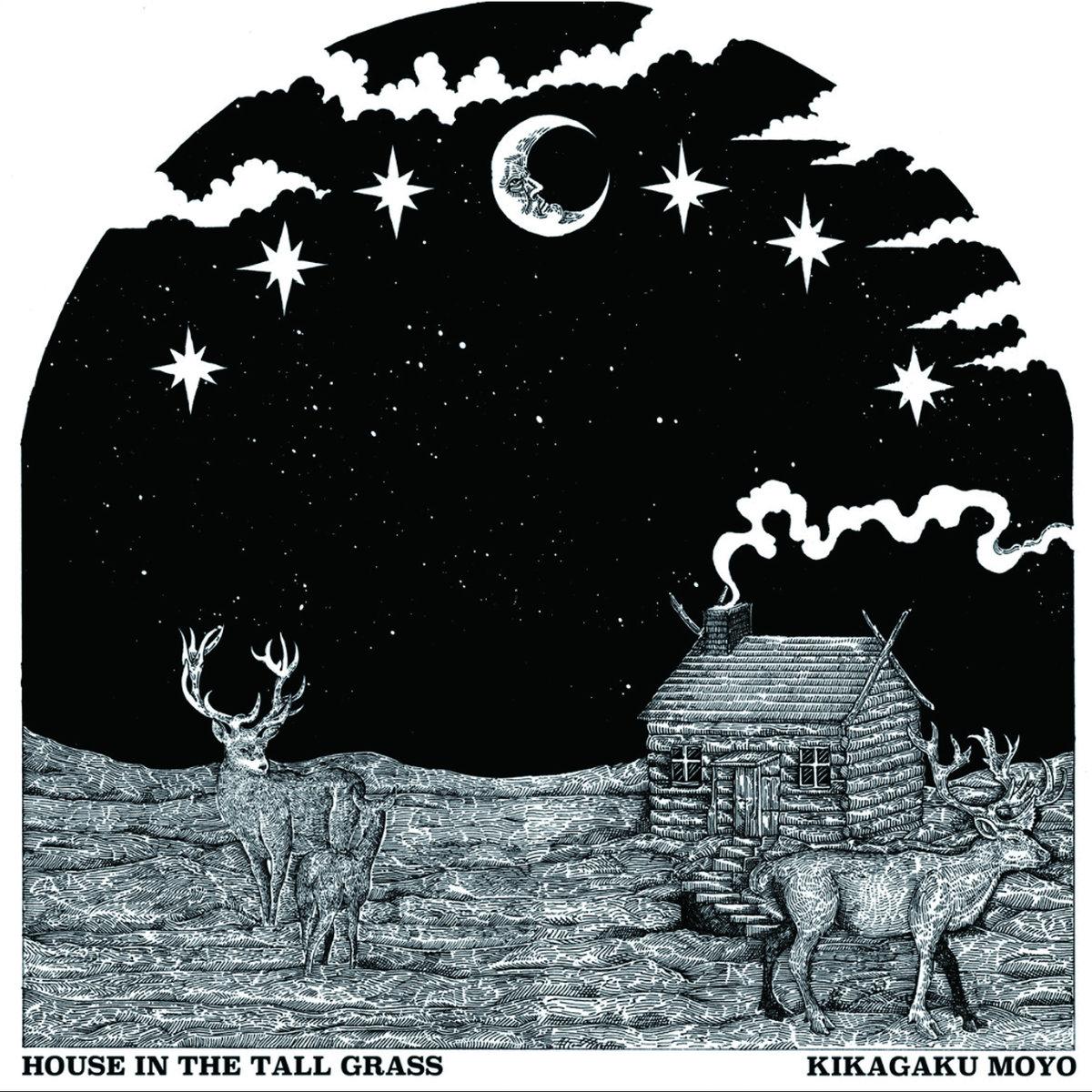 Kikagaku Moyo - House In The Tall Grass [LP]