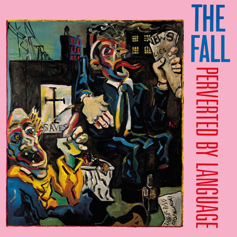 The Fall - Perverted By Language [LP]