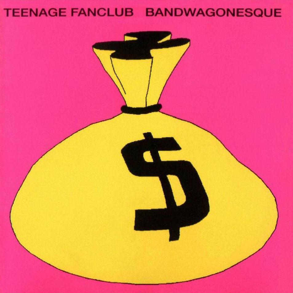 Teenage Fanclub - Bandwagonesque [LP]