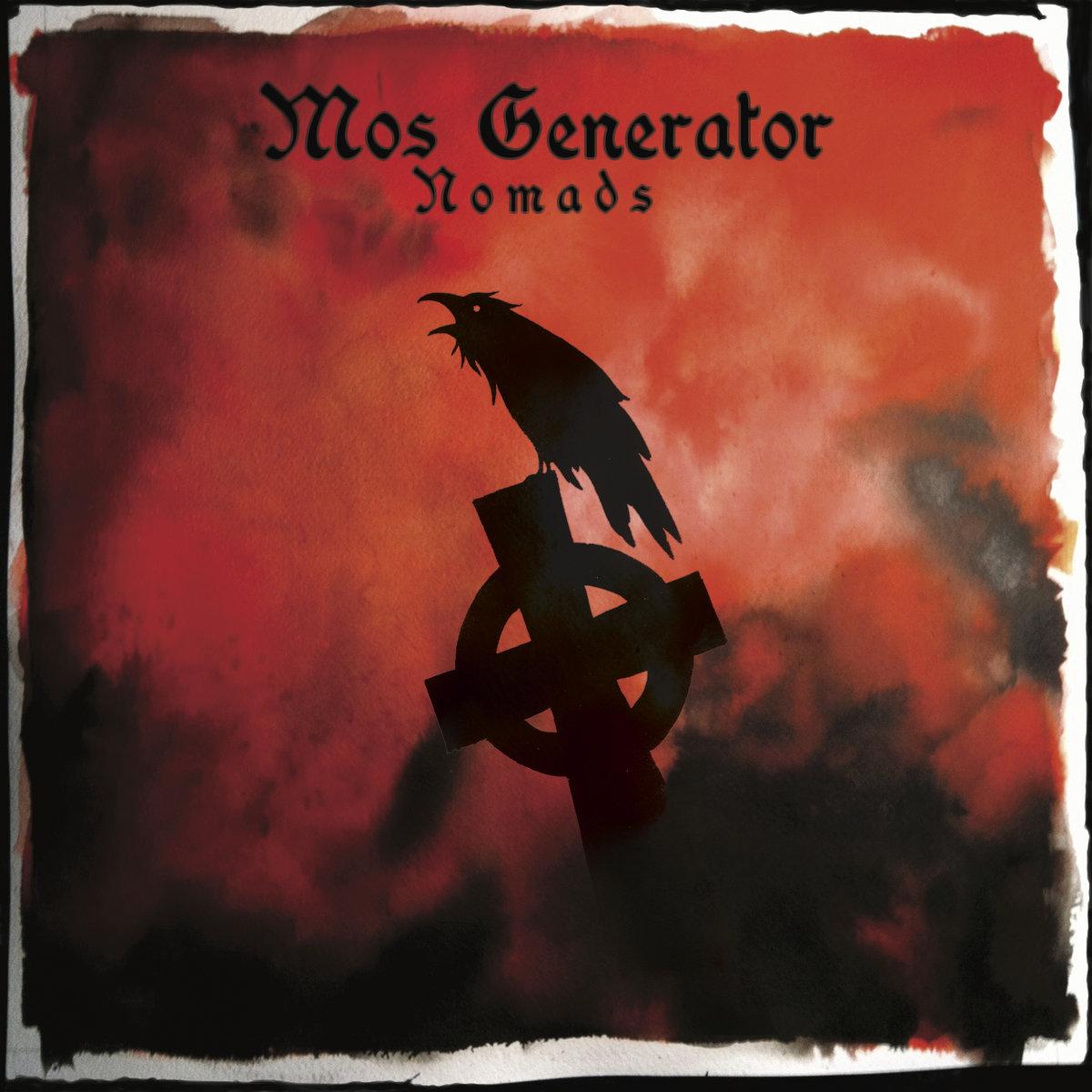 Mos Generator - Nomads [LP]