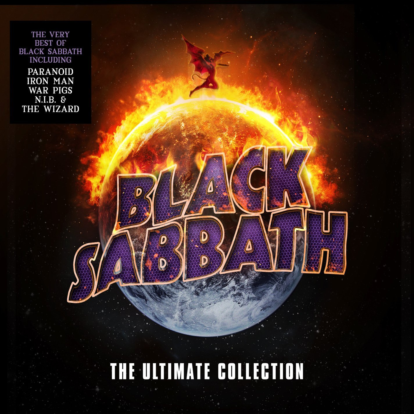 Black Sabbath The Ultimate Collection [4xLP]