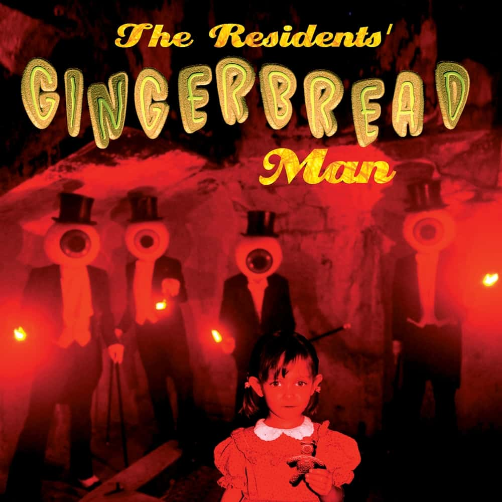 The Residents - Gingerbread Man [LP]