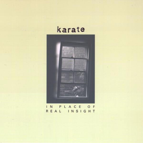 Karate - In Place Of Real Insight [LP]
