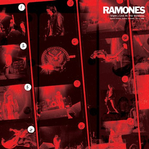 Ramones - Triple J Live At The Wireless [LTD LP] (RSD21)