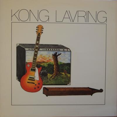 Kong Lavring - Kong Lavring [LP]
