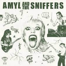 Amyl and The Sniffers - Amyl and The Sniffers [LP]